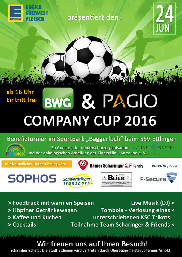 Company-Cup 2016